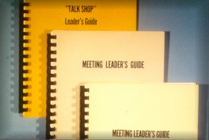 Training and Leader's Guides